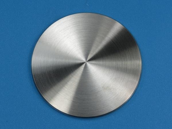 edelstahl geschliffene blechscheibe blechplatte 100x6 100 x 6 mm 10cm rund ebay. Black Bedroom Furniture Sets. Home Design Ideas