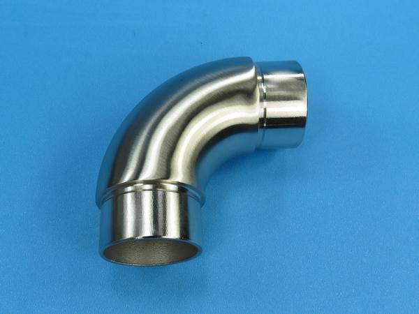 f/ür Rohr 33,7 x 2,0 mm Wandhalter flexibel zum Stecken und Kleben