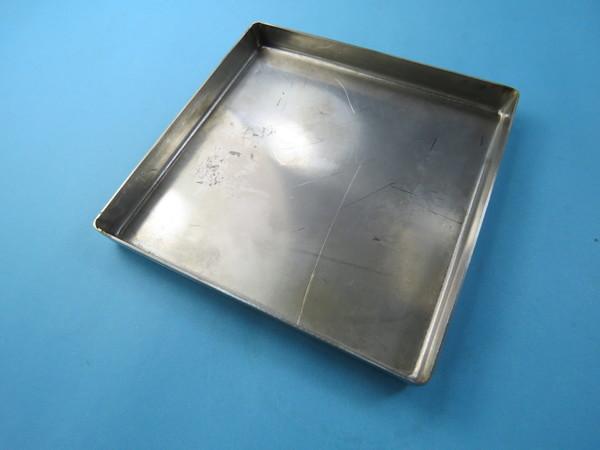 Edelstahl V2A Pfostenkappe  für 120 x 120 mm #2685