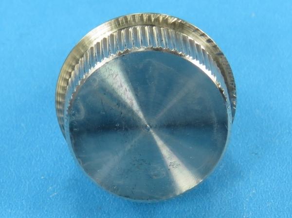 Stopfen Kappe Deckel SONDER SPITZE für Rohr 33,7 x 2 mm Rohrstopfen
