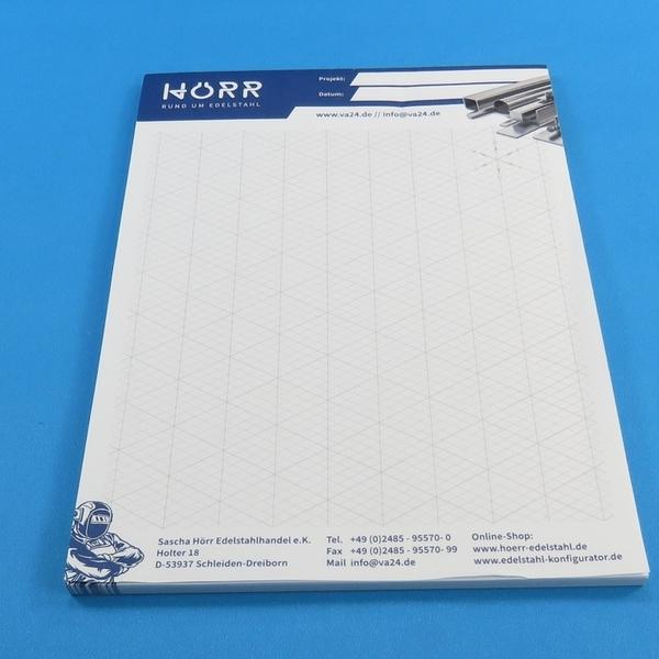 papier block isometrie din a4 und din a5 50 blatt zeichenpapier h rr ebay. Black Bedroom Furniture Sets. Home Design Ideas
